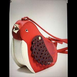 Kate Spade NWT Oh La La Bird crossbody handbag.